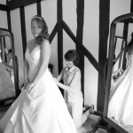 Suzanne & Terry's Wedding Photography at Leez Priory Essex