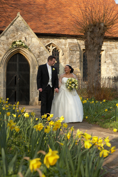 Cara David S Wedding At St Peter S Church Paglesham Essex