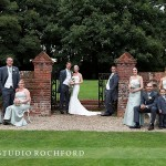 Leez Priory Wedding ~ Laura & Ben