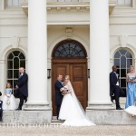 Hylands House Wedding for Nicola & Richard