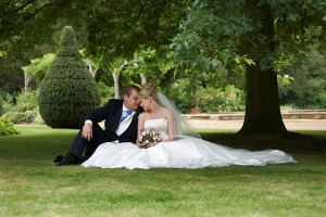 Hylands House Chelmsford wedding
