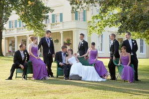 Bridal Party The Lawn Essex