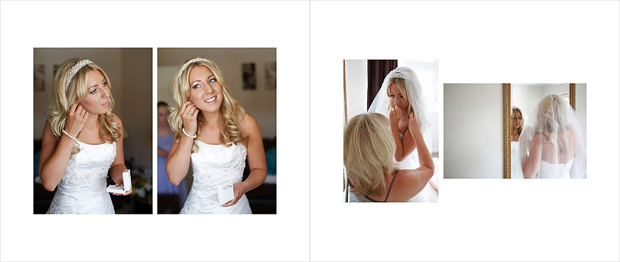 Bridal preparations Essex