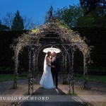Gaynes Park Wedding ~ Just one