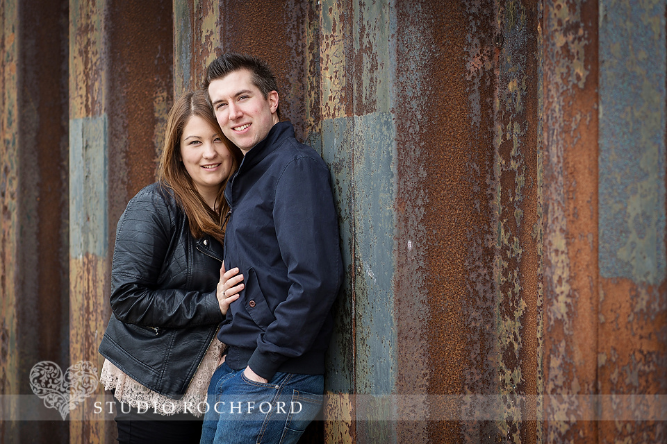 Southend seafront Engagement Portrait Photography