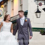 Boatyard Leigh on Sea Wedding Reception ~ Just One