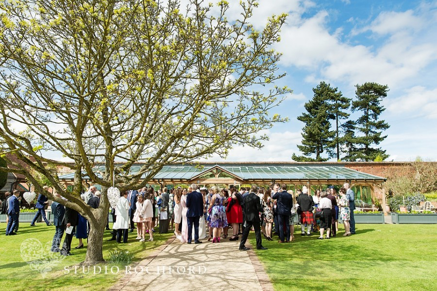 Gaynes Park Essex Wedding Venue