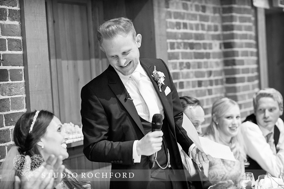 Gaynes Park Epping Wedding Reception