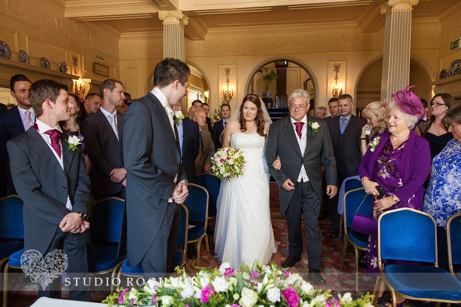 Getting married at The Lawn Rochford