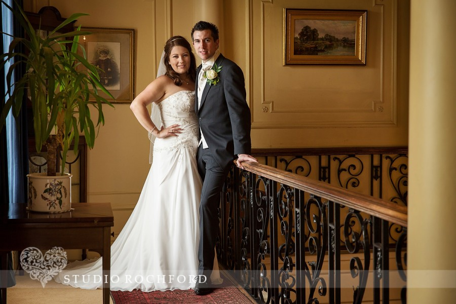 Essex wedding photographer at The Lawn Rochford
