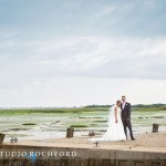 Boatyard Leigh on Sea Wedding for Susie and Pete