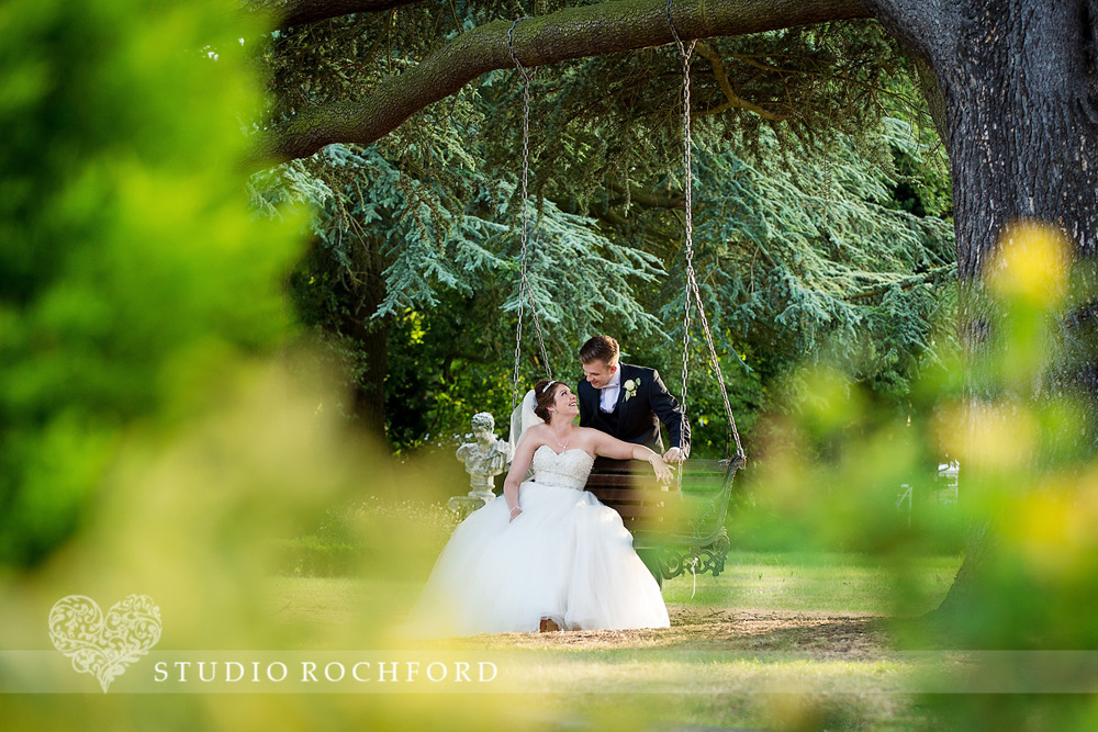 Essex wedding photographer at Orsett Hall