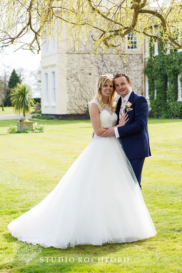 Spring wedding at The Lawn