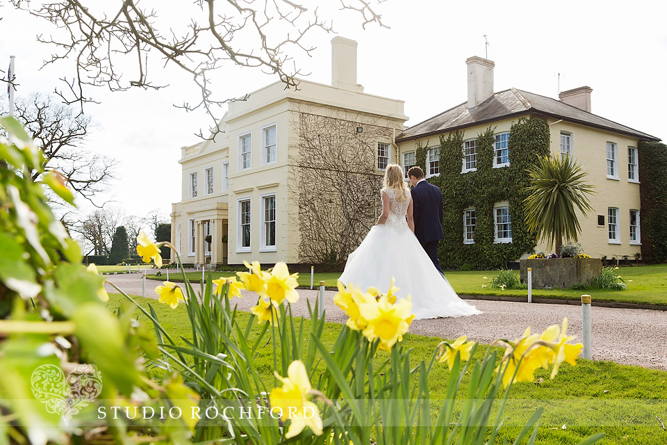 Spring at The Lawn Rochford