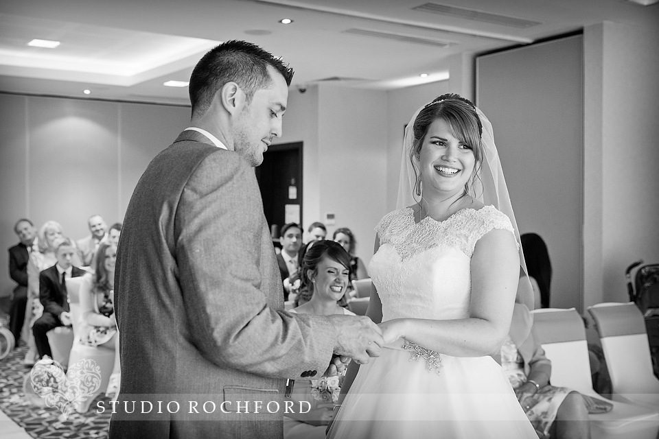 Holiday Inn Southend Wedding Photography