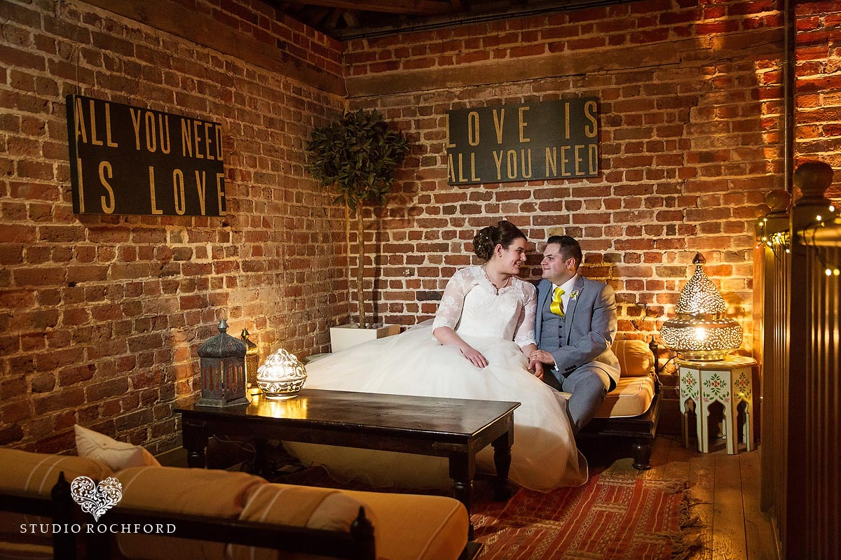Gaynes Park Wedding Photography