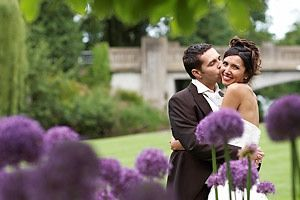 Le Talbooth Wedding photographer