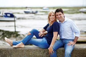 Essex Wedding photography in Old Leigh