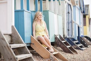 Southend Beach Essex Wedding photographer