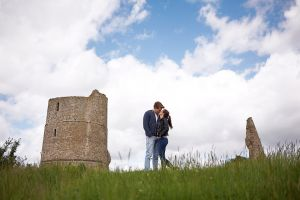 Hadleigh Castle Essex Wedding photographer