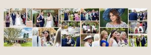 Essex Wedding photography at Gaynes Park